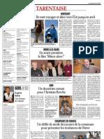 Revue de Presse DL