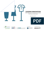 SOGES - Fmw - Leading Innovation - Report