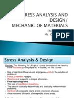 1-1 Stress Analysis and Design