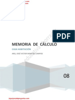 Memoria de Calculo 01