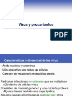 Virus y Procariontes