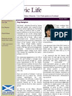 CEMVO Scotland Civic Life Bulletin