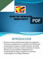 GUIAS DE REMISION