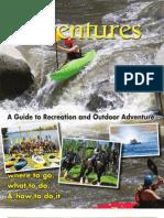 Adventures 2012