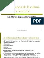 La cia de La Cultura y El Entorno