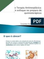 Terapia_antineoplasica RDC's E AFINS