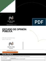 Encuesta RD 2012