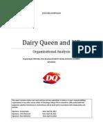 Human Resources - Organizational Analysis