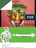 CLASE NUTRICIÓN
