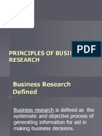 Business Research Intro