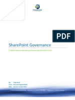 Share Point Governance Whitepaper Prescient Digital Apr 2012