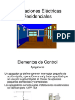componentes de las Instalaciones Eléctricas residenciales