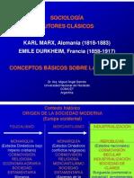 01 Marx y Durkheim