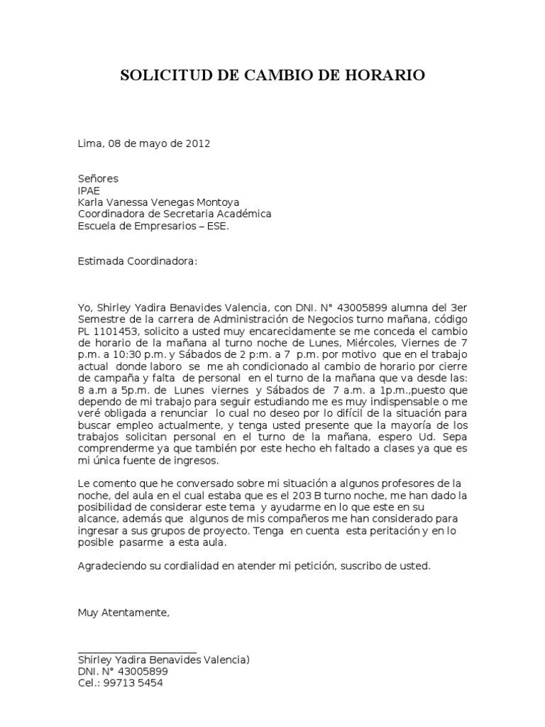 Magnífico Carta De Presentación De Muestra Para Cambiar El Cambio De ...
