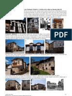 Ezcaray y Aldeas. Edificios Protegidos