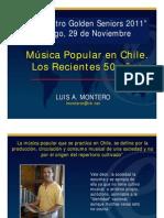 Musica Popular Chile 2011