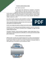 Sistemas de Lubricacion en Tornos, Fresadoras y Taladros de Columna