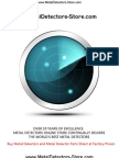 Metal Detectors Pro Headhunter Wader Manual