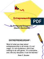 6053736 Entrepreneurship