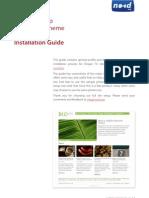 Full Site Setup Guide Biolife Theme Noodorg