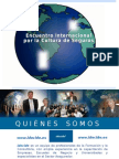 Presentación Encuentro Internacional Seguros idecide