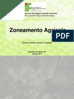 Zoneamento Agrícola