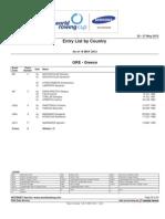 Rowing World Cup II 2012, Lucerne EEntrByNOC.cp.PDF