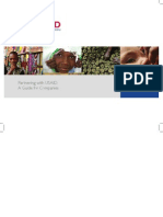 BSR Partnering With USAID Guide