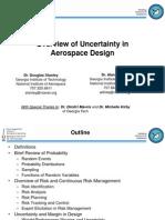 Uncertainty Course Stanley Wilhite Part 1.Aspx