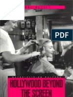 Hollywood Beyond the Screen - Design and Material Culture