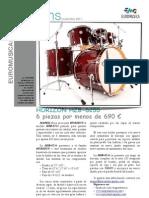 Noviembre 2011 +drums