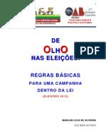 apostila_eleicao OAB - ÓTIMA