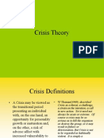 Crisis Theory Report