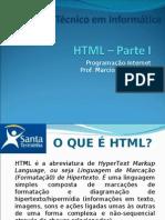 HTML - Parte i