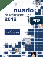 annuario_2012-AGENZIA ENTRATE