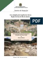Relatório Desastre Serra
