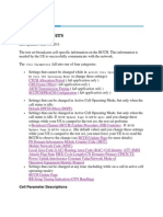 3G RF Basic Parameters Knowledge
