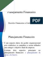 Planejamento Financeiro Completo