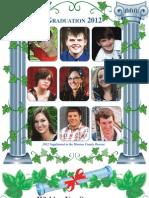 2012 Graduation Tab (Pgs. 1-4)