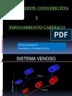 23. Pericarditis Constrictiva y Taponamiento Cardíaco