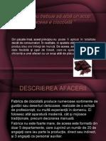 Fabrica de Ciocolata