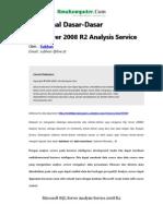 Subhan Mengenal Dasar Dasar SQL Server 2008R2 Analysis Service