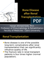 Final 2 Bone Disease After Kidney Transplantation