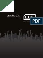 CUE - User Manual