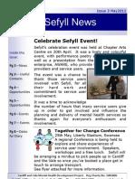 Sefyll News May 2012