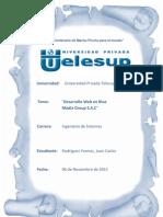 Proyecto Final - Español