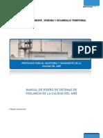 Protocolo Para El Monitoreo y Seguimiento de La Calidad Del Aire_ Res_2154_021110_manual_diseno