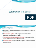 39601372 Substitution Techniques