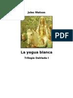 Libro - La Yegua Blanca