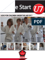 Judo for Children Under the Age of 7